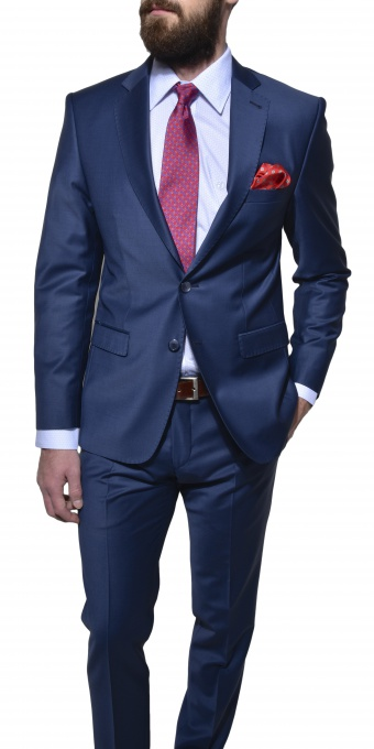 Blue Ultra Slim Fit suit