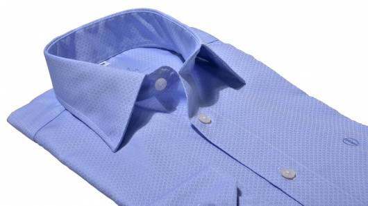 Modrá Slim Fit business košeľa