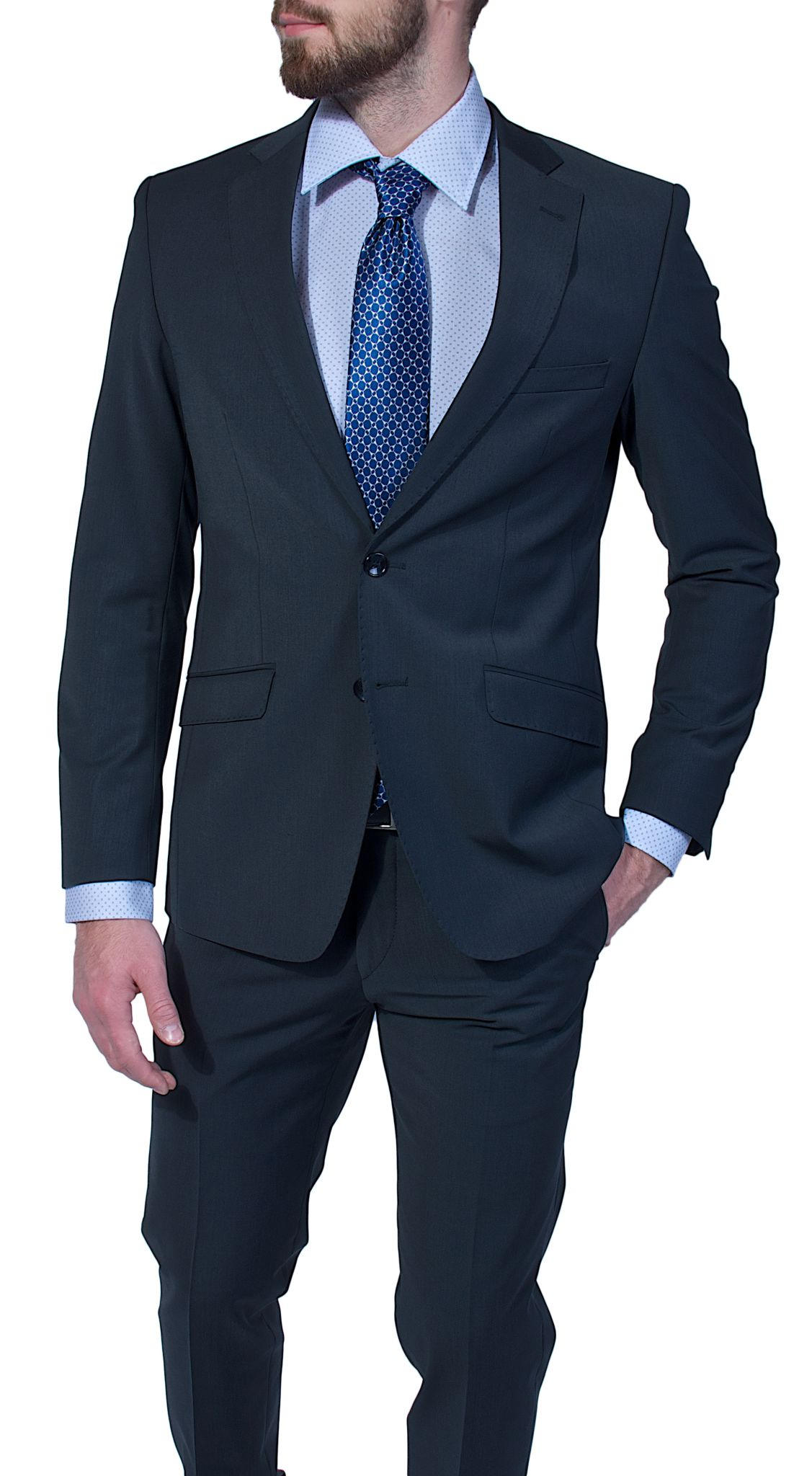 dark blue ultra slim fit suit suits eshop