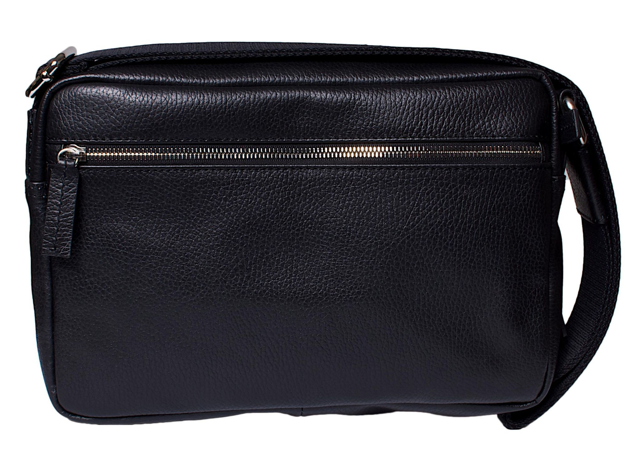 Small black shoulder bag - Bags - E-shop | alaindelon.co.uk