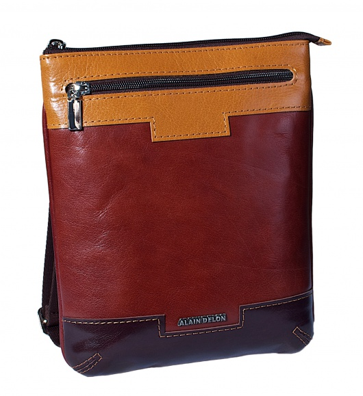 SMALL MESSENGER BAG