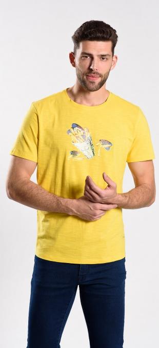 Žlté tričko