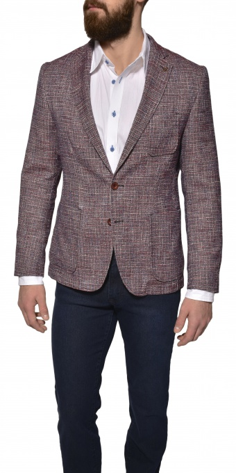 LIMITED EDITION structured blazer