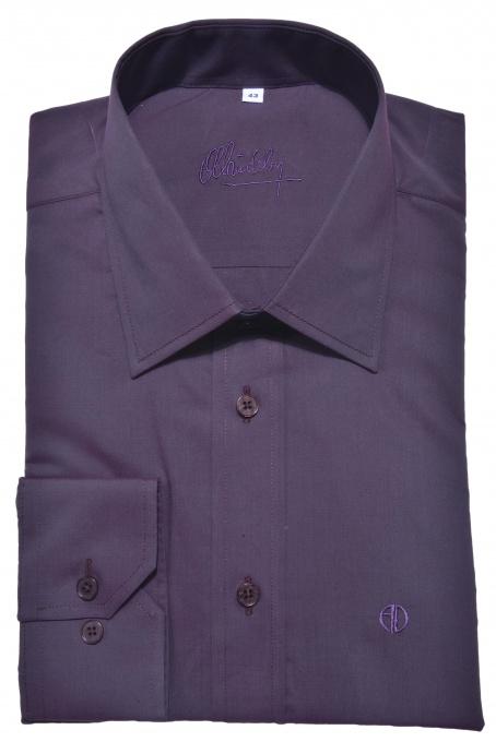 Purple Classic Fit shirt