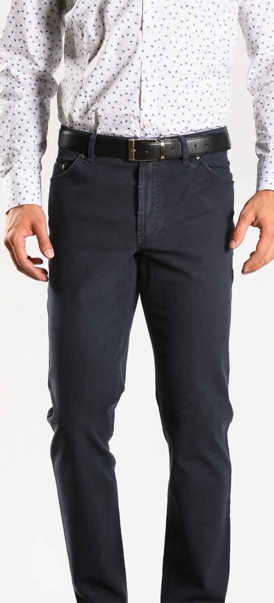 Šedomodré džínsy